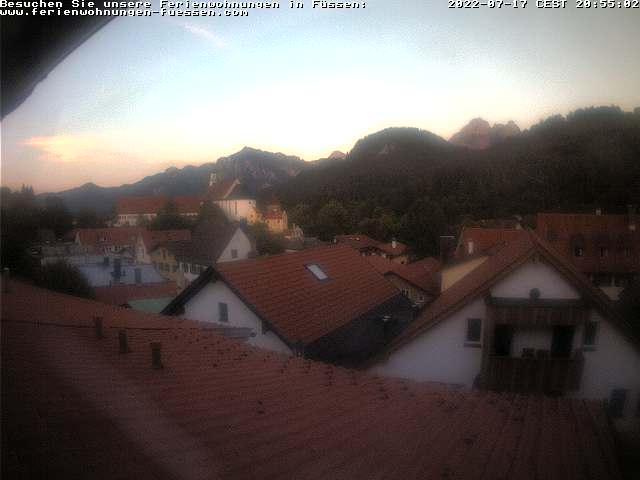 Ferienwohnungen Feneberg in Füssen